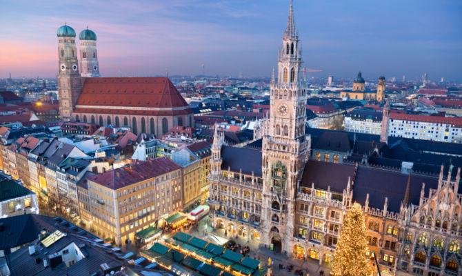 Monaco, Natale nella Baviera più autentica
