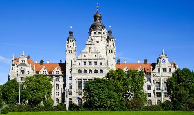 Lipsia festeggia 1000 anni