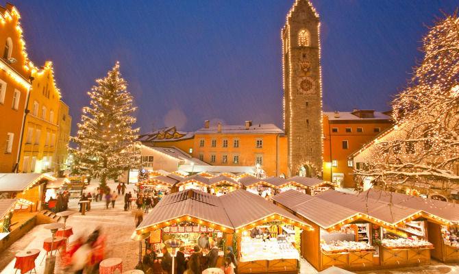 Vipiteno, un Natale con i fiocchi in Alto Adige