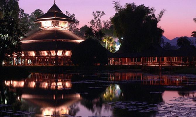 Chiang Rai, la Thailandia delle candele