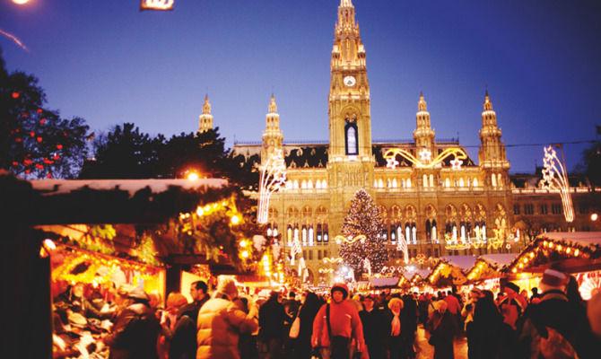 Vienna, Natale imperiale con 7 secoli di storia
