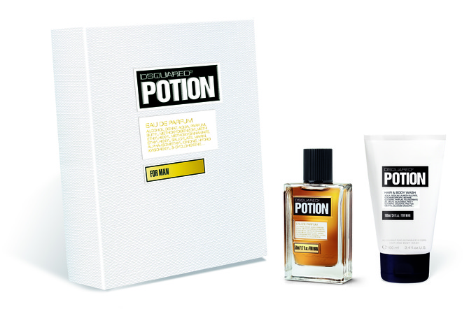 Potion for man by Dsquared2