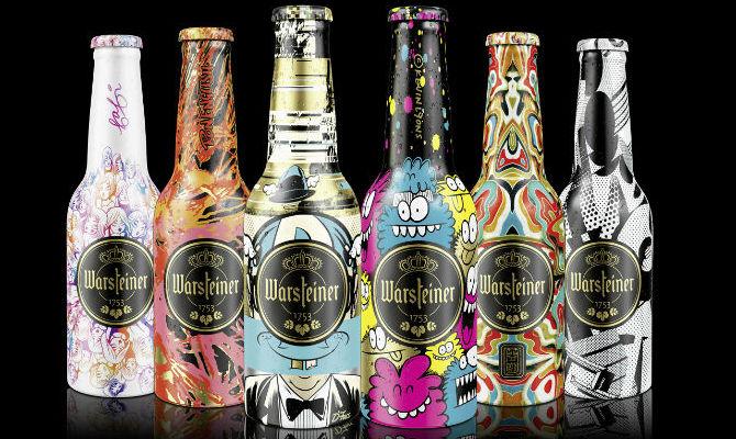 Spirits (and beer) vestiti ad arte