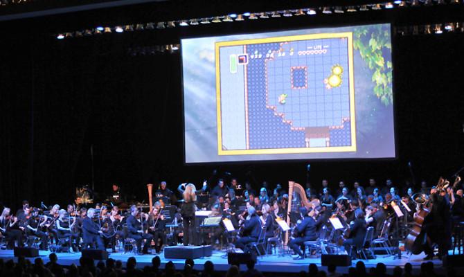 The Legend of Zelda in concerto: la leggenda prende vita