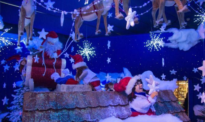 """Il Natale di Mario Biondi: """"Santa Claus is coming town"""