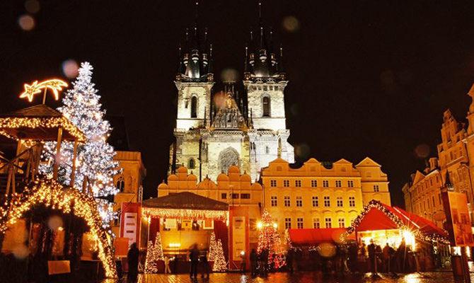 Natale scaramantico a Praga e dintorni