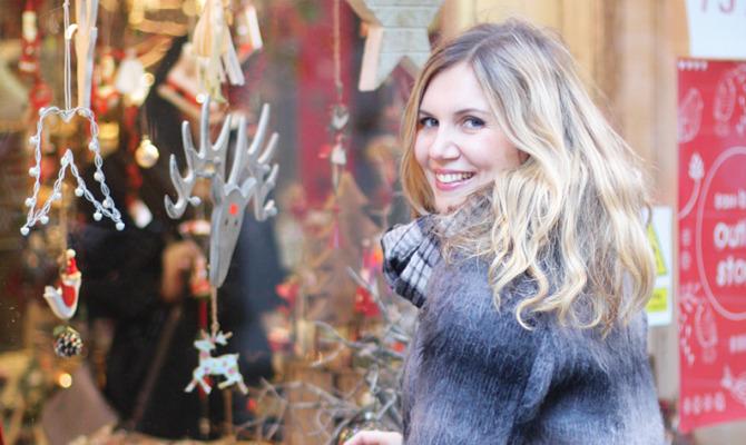 """Londra in veste natalizia raccontata dalla blogger di """"Ma Che Davvero?"""""""