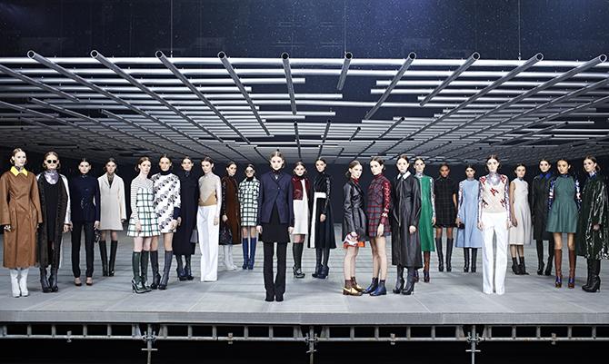Esprit Dior 2015 sbarca a Tokyo