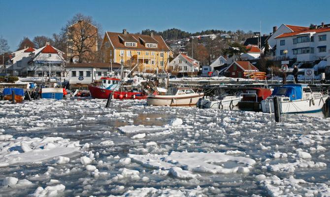 Norvegia: Drobak, qui si nasconde Babbo Natale