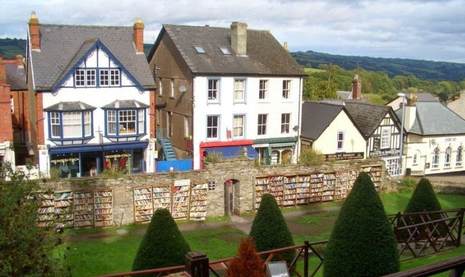 cittadina del Galles