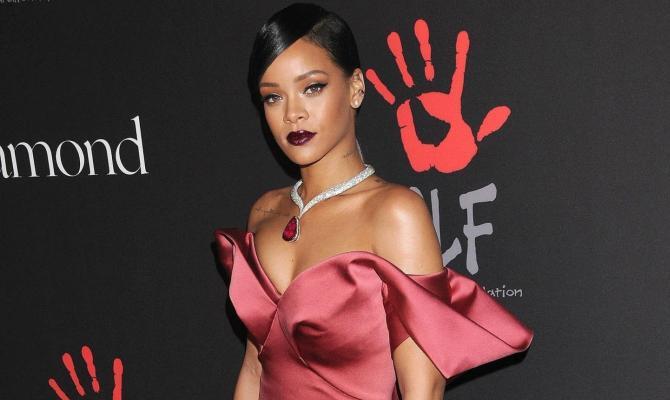 Rihanna direttrice creativa per Puma