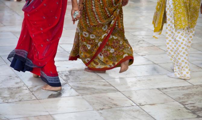 Red Brigades, donne indiane per l'autodifesa