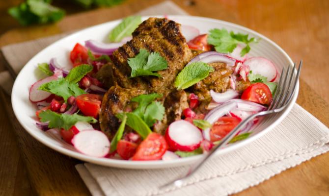 Carne insalata