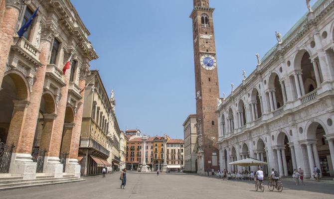 Vicenza, città di ville e incantevoli palazzi