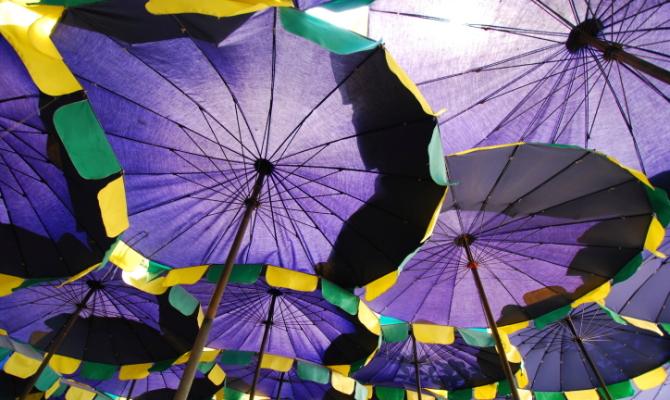 L'ombrello ribelle di Willis Ho
