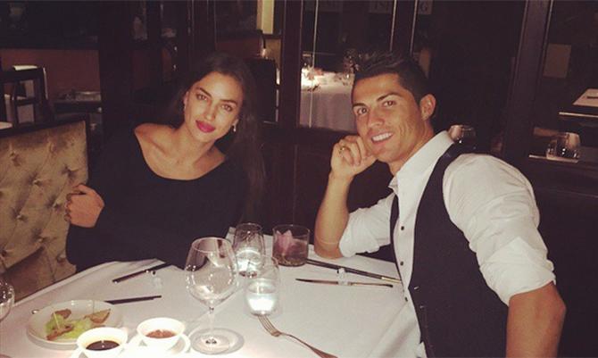 Irina e Cristiano Ronaldo: fine di un amore?