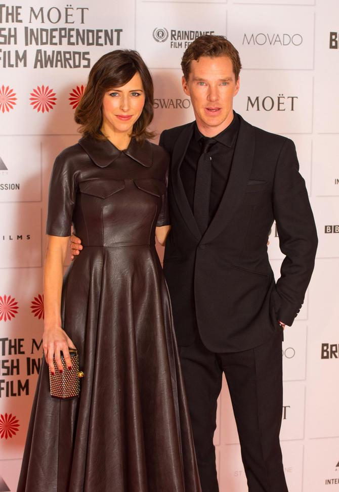 Sophie Hunter e David Cumberbatch