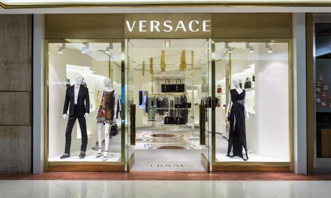 Boutique Versace presso lo Shopping Iguatemi
