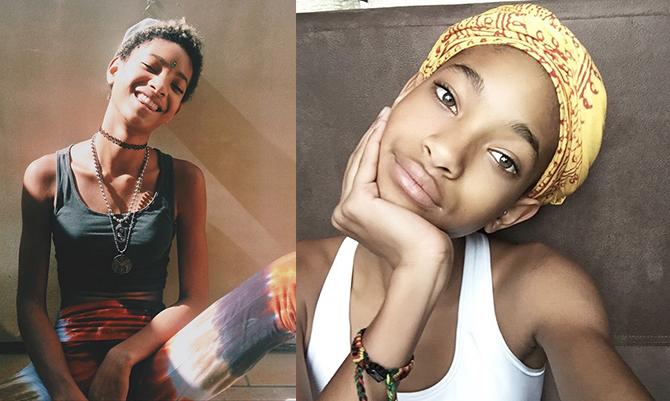 Willow: la piccola Smith icona di stile a 14 anni