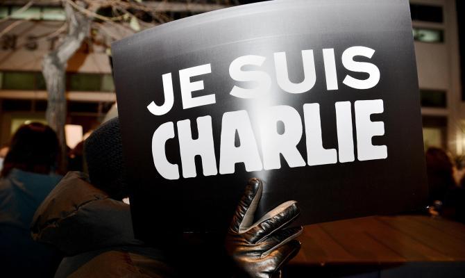 """Golden Globe: """"Je suis Charlie"""""""