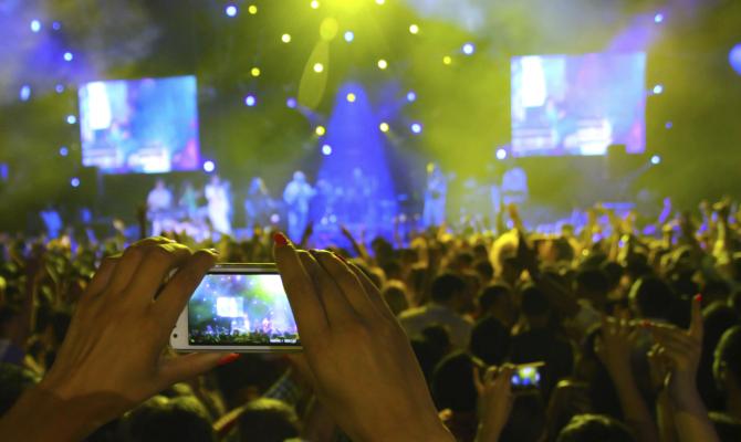 Songkick, l'app che monitora i concerti
