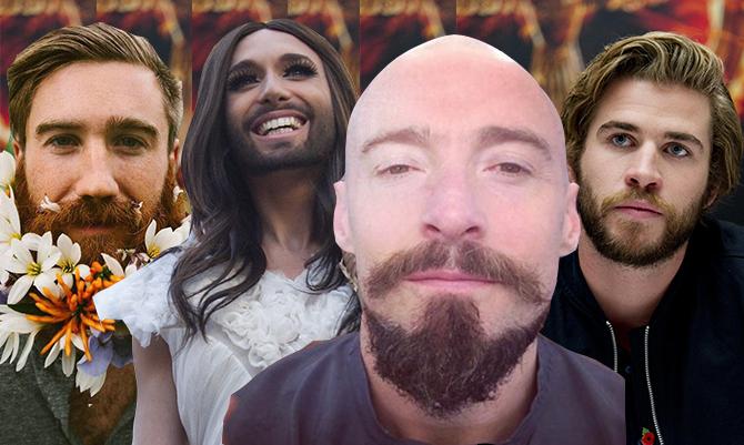 2014, l'anno della barba: ecco le 10 più belle