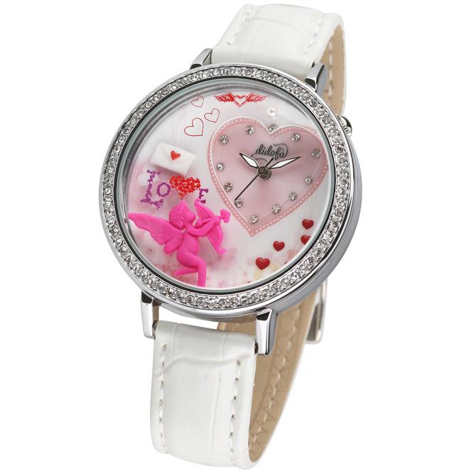 """""""Love time"""", l'orologio Didofà dedicato all'Amore"""