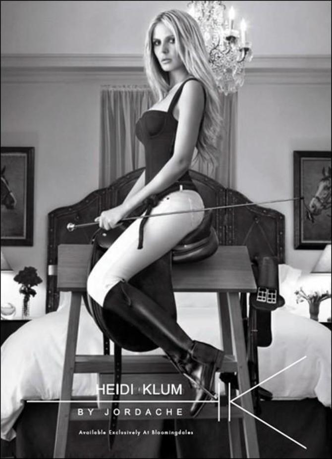 Heidi Klum per Jordache