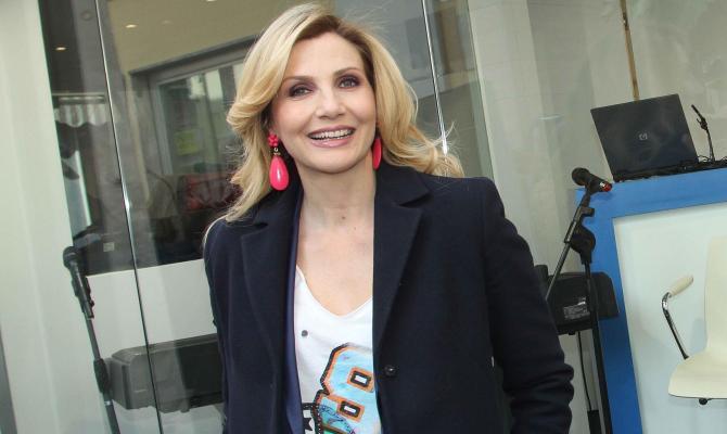 """Lorella Cuccarini: """"un 2015 da Favola"""""""