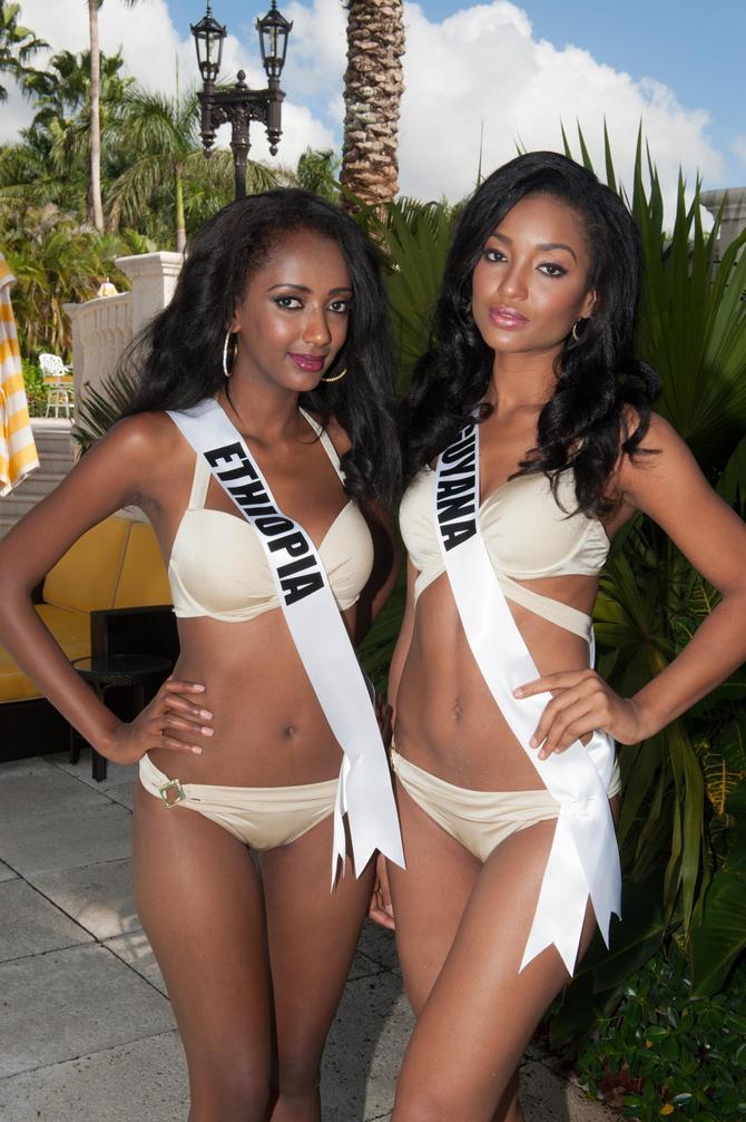 Concorrenti Miss Universo