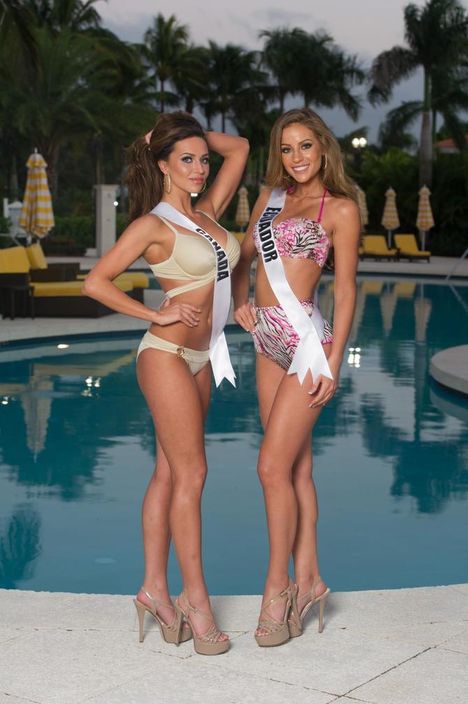 Partecipanti Miss Universo 2015