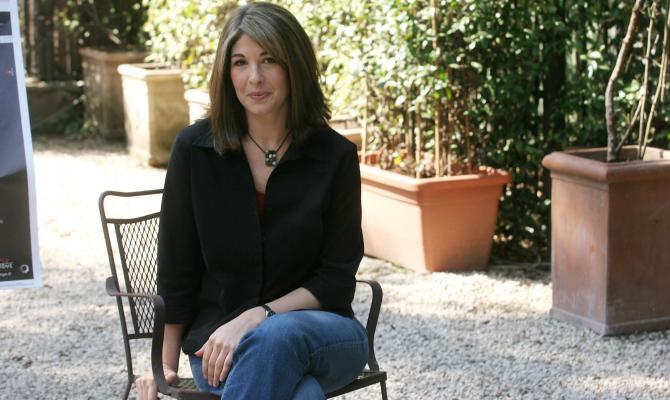 Una rivoluzione ci salverà: parola di Naomi Klein