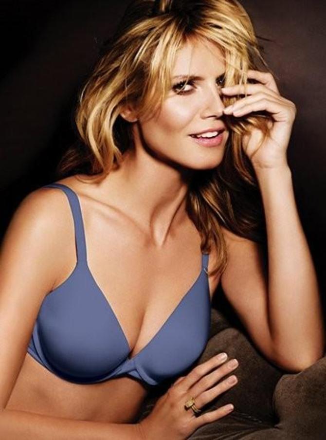 Heidi Klum per Victoria's Secret