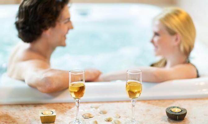 I più bei rituali di coppia alle terme