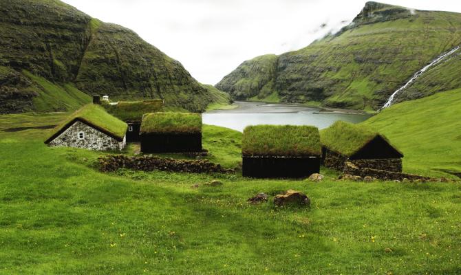 Eclissi Solare alle Isole Faroe