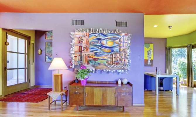 Arredo kitsch la rivoluzione colorata - Pomelli colorati per mobili ...