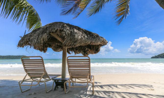 Malesia, viaggio romantico tra spiagge e mare