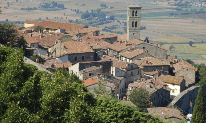 Cortona: la Valdichiana più romantica