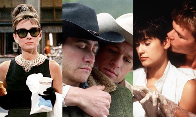 San Valentino: i dieci film da rivedere