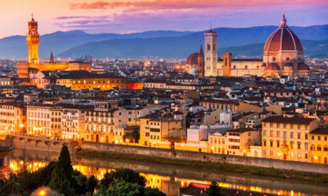 Weekend da innamorati a Firenze