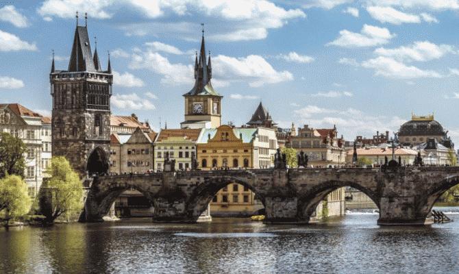 Praga, la città del San Valentino 2015
