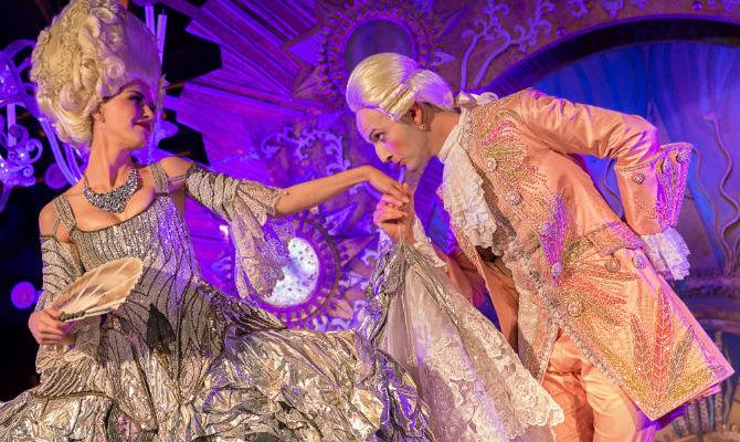 A Venezia il Carnevale celebra San Valentino