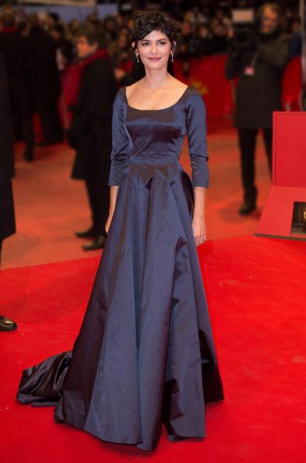 Outfit Audrey Tautou Prada