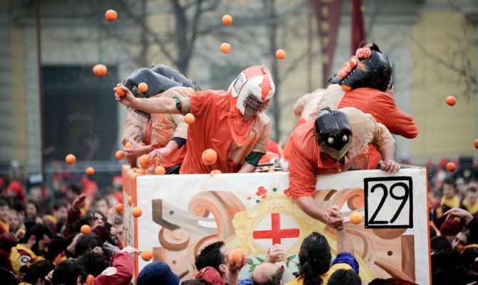 """Carnevale: i magnifici """"sette"""" d'Italia"""