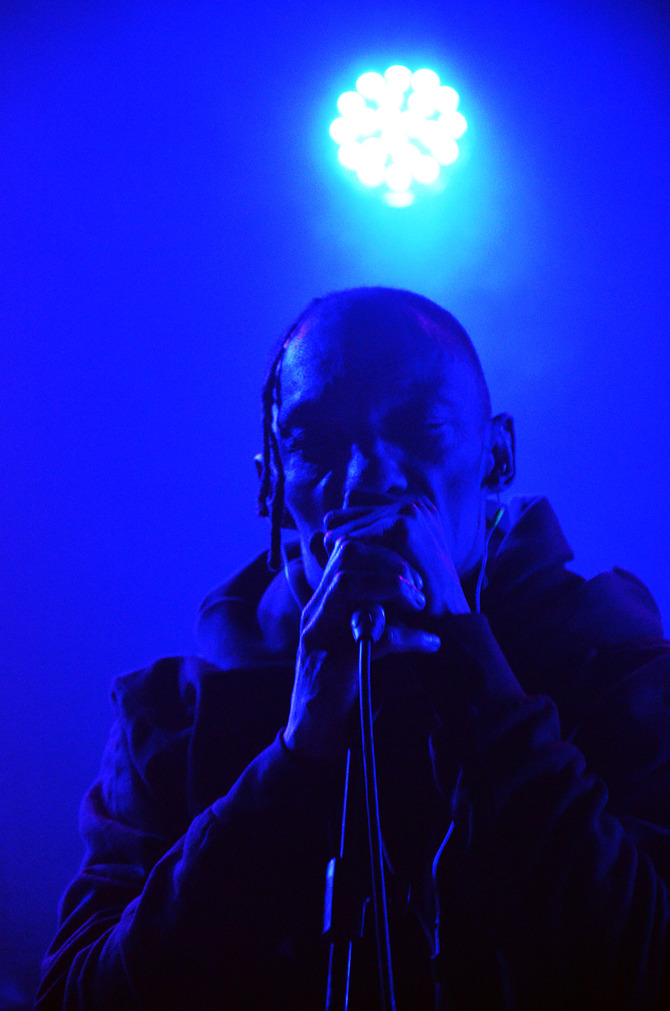 Tricky ospite a Hiroshima Mon Amour. Torino