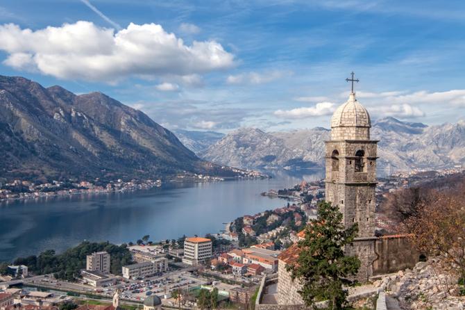 Montenegro 13.812 km2