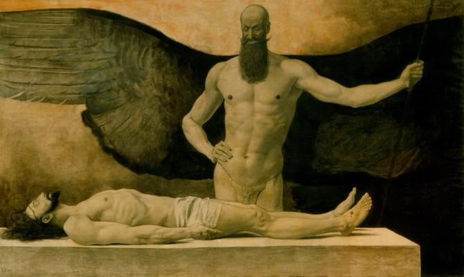 Il 'demone della modernità' in mostra