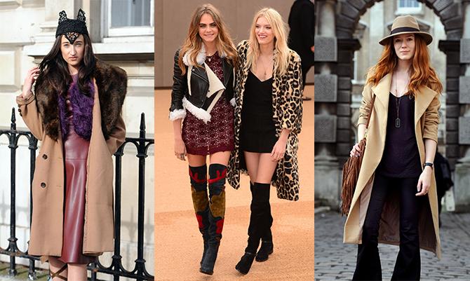 London Fashion Week: lo street-style è british