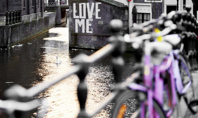 Amsterdam, canali
