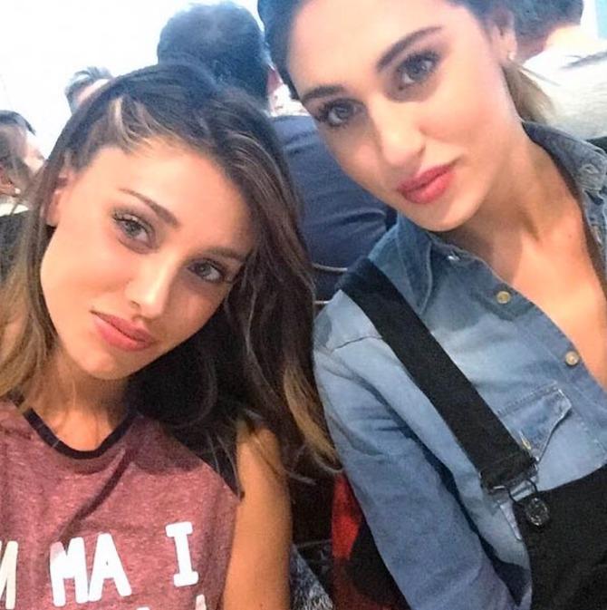 Cecilia e Belen